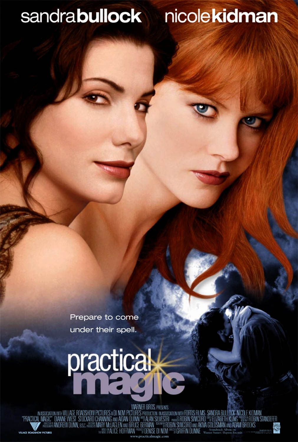 Practical Magic Book vs Movie Practical Magic Book vs Movie